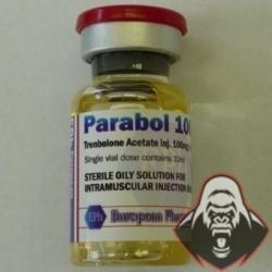 Parabol 100, Trenbolone Acetate, European Pharmaceutical