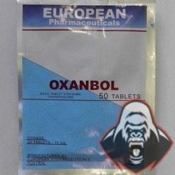 Oxanbol, Oxanrolona, European Pharmaceutical