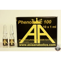 Phenobolic 100 (Asia Anabolics) 100mg/ml