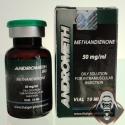 Andrometh 50, Methandienone, Thaiger Pharma, 50 mg/ml, 10 ml