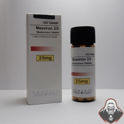 Mesviron 25 Genesis (25 mg/tab) 100 tabs