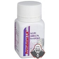 Primabolan LA Pharma 30 tabs (25mg/tab)