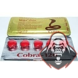 Cobra 120 mg / 5 pills