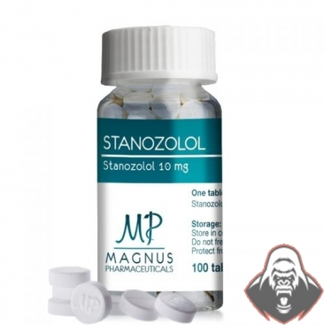 Buy Stanozolol 10mg Online - Magnus | Steroids Supplements