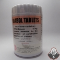 Anabol Tablets British Dispensary (5 mg/tab) 1000 tabs