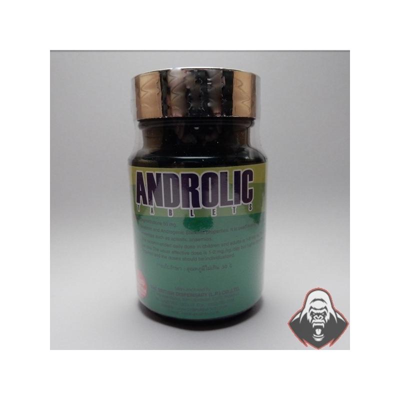 Mastabol 100 British Dragon (100 mg / ml) 10 ml