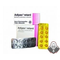 Adipex Retard - Phenterminum resinatum - 30x