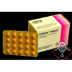 Adipex Retard - Phenterminum resinatum - 100x