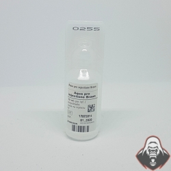 Água bacteriostática 10ml
