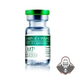 GHRP-6 + IPAMORELIN - MAGNUS