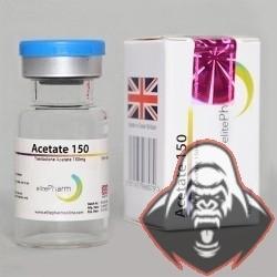Trebolone Acetate 150 Elite Pharm 150mg/1ml (10ml)