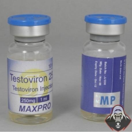 Testoviron 250 (MAX PRO) 250 mg / ml - Enantato de testosterona