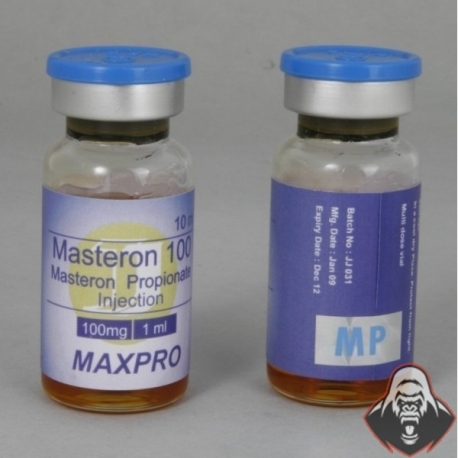 Masteron 100 (MAX PRO), 1000mg / 10ml